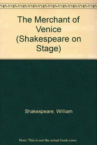 9780934048088: The Merchant of Venice (Shakespeare on Stage)