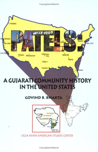 9780934052399: Patels: A Gujurati Community History in the United States