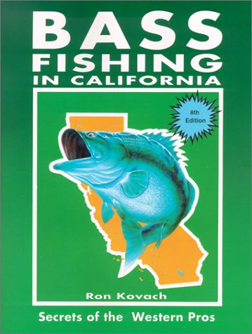 9780934061445: Bass Fishing in California: Secrets of the Western Pros