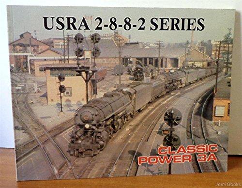 9780934088022: Usra 2-8-8-2 Series