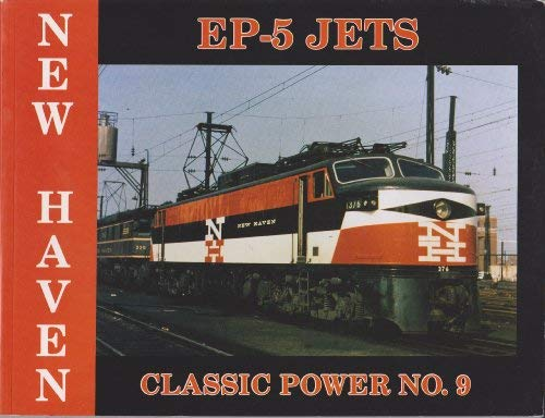 New Haven EP-5 Jets. Classic Power 9.: Cunningham, Joe.