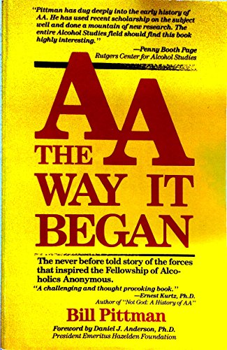9780934125086: AA, The Way It Began