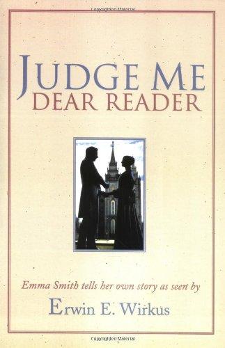 9780934126014: Judge Me, Dear Reader