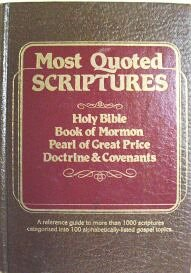 9780934126137: Most Quoted Scriptures