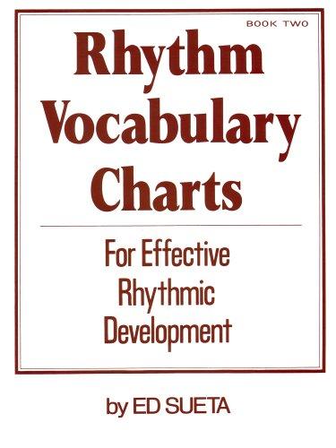 9780934151559: Rhythm Vocabulary Charts for Effective Rhythmic Development - Book 2