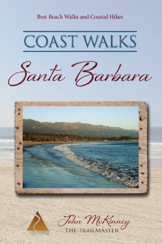 9780934161565: Coast Walks Santa Barbara: Best Beach Walks and Coastal Hikes (Trailmaster Pocket Guides) (Volume 10)