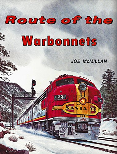 Route of the Warbonnets: McMillan, Joe