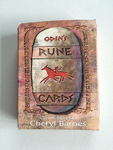 9780934245340: Odin's Rune Cards