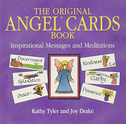 9780934245500: Original Angel Cards: Inspirational Messages and Meditations