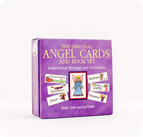 9780934245517: The Original Angel Cards: Inspirational Messages and Meditations