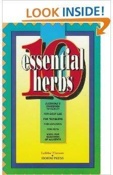 9780934252263: 10 Essential Herbs