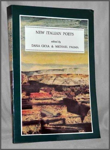 9780934257428: New Italian Poets