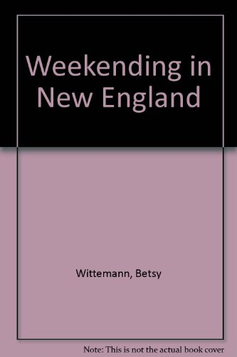 Weekending in New England: Betsy Wittemann