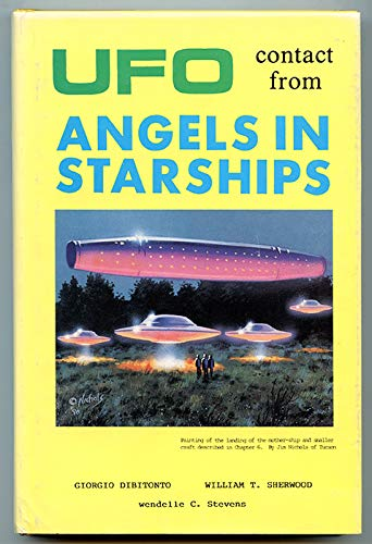 9780934269209: Ufo Contact from Angels in Starships
