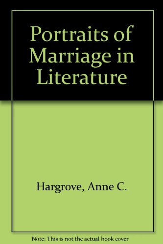 9780934312059: Portraits of Marriage in Literature