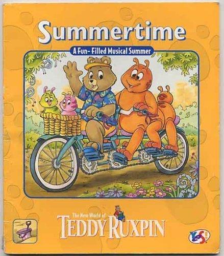 9780934323550: Teddy Ruxpin Summertime/Incl Cassette