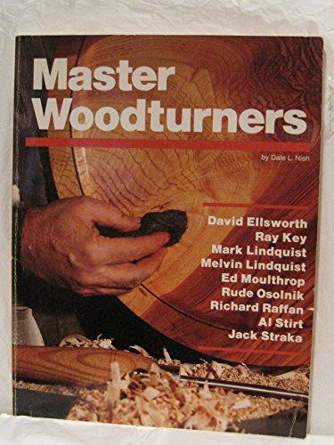 9780934327008: Master Woodturners