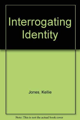 Interrogating Identity: Kellie Jones; Thomas