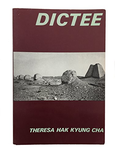 9780934378093: Dictee [Paperback] by Cha, Theresa Hak Kyung