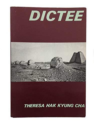 Dictee: Theresa Hak Kyung Cha