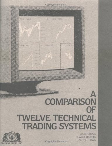 9780934380188: Comparison of Twelve Technical Trading Systems