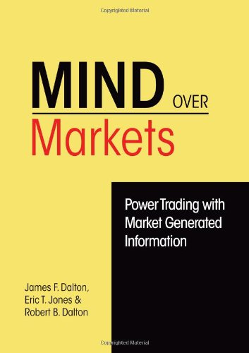 9780934380539: Mind over Markets: Power Trading With Market Generated Information