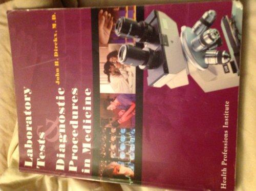 9780934385497: Laboratory Tests and Diagnostic Procedures in Medicine