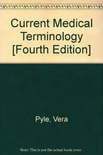 9780934385541: Current medical terminology