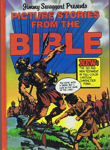 9780934386012: Picture Stories from the Bible: The Old Testament in Full-Color Comic-Strip Form