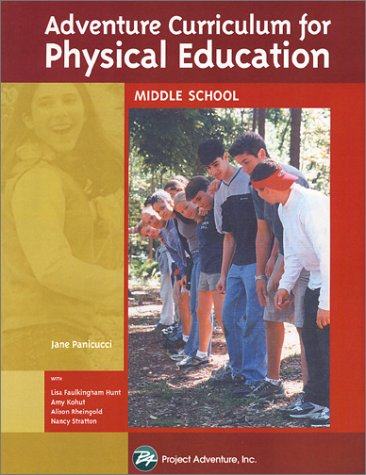 9780934387255: Adventure Curriculum for Physical Education: Middle School