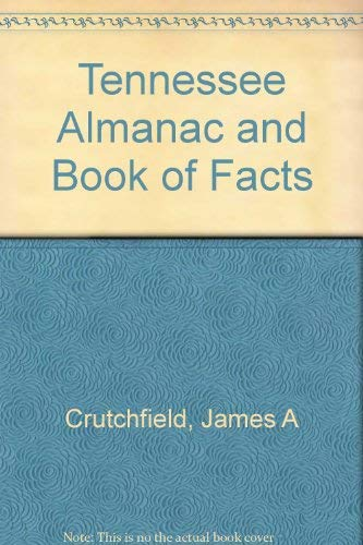 9780934395267: Tennessee Almanac and Book of Facts