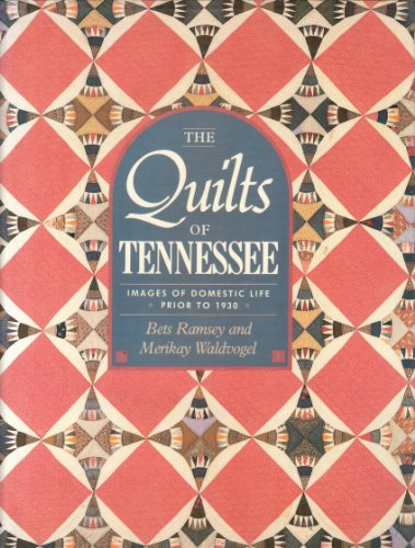 9780934395304: Quilts of Tennessee-1558536132