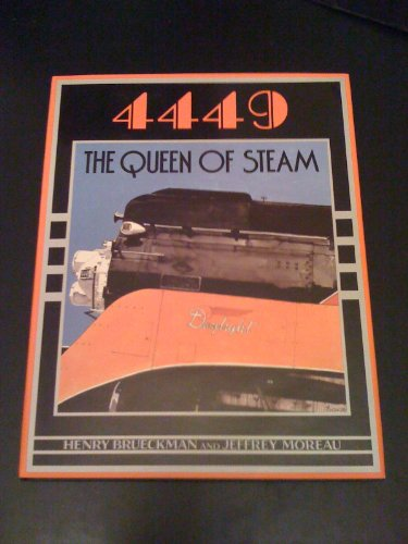 9780934406017: 4449 Queen of Steam