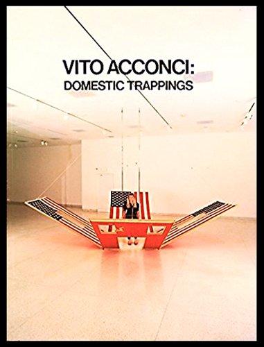 9780934418270: Vito Acconci: Domestic Trappings