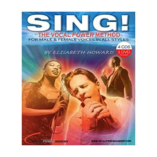 Sing!: Book, 4 CDs & DVD: Elisabeth Howard