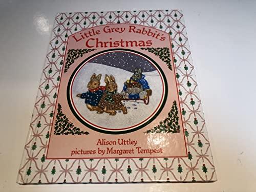 9780934429092: Little Grey Rabbit's Christmas