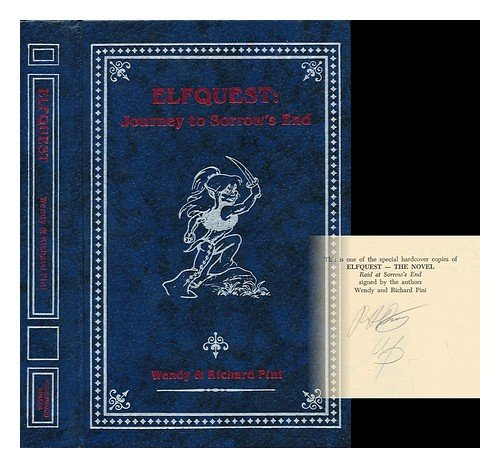 9780934438650: Elfquest; Journey to Sorrow's End