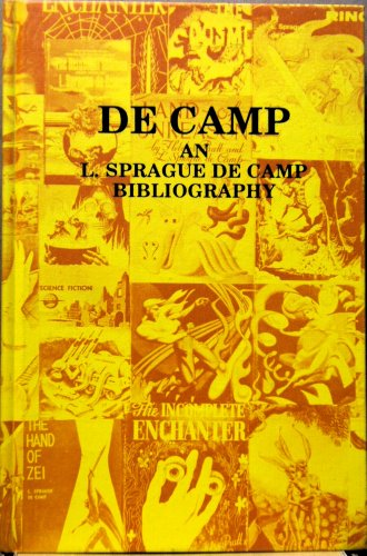 De Camp : A Pictorial L. Sprague de Camp Bibliography