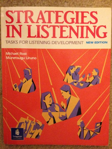 9780934457071: Strategies in Listening