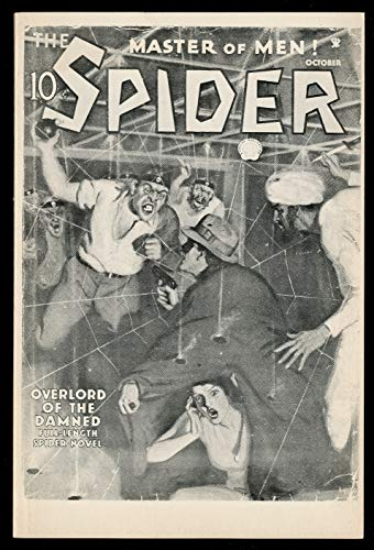 The Spider: Overlord of the Damned: Page, Norvell W. (writing as Grant Stockbridge)