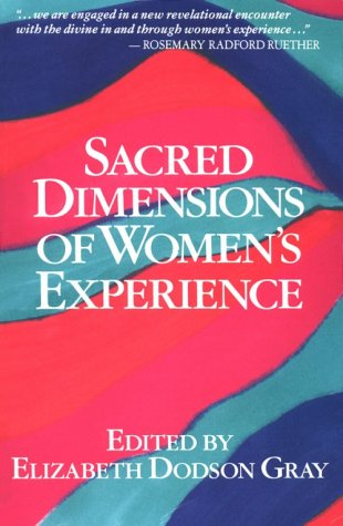 9780934512053: Sacred Dimensions of Women's Experience