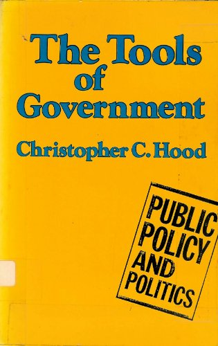Tools of Government: Hood, Christopher