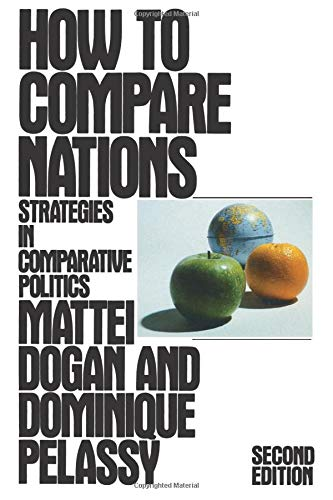 9780934540797: How to Compare Nations: Strategies in Comparative Politics (Comparative Politics & the International Political Economy,)