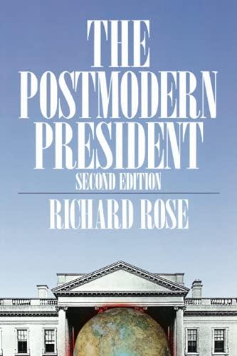 9780934540940: The Postmodern President (American Politics Series)