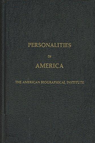 Personalities of America