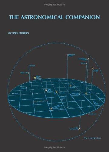 9780934546607: Astronomical Companion