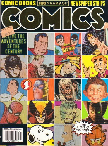 9780934551793: 100 Years of Comics