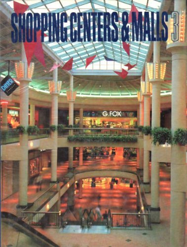Shopping Centers and Malls: Book 3