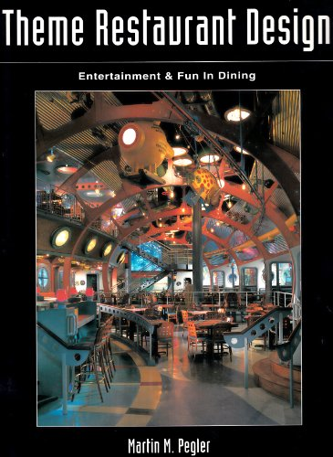 9780934590877: Theme Restaurant Design (English and Spanish Edition)