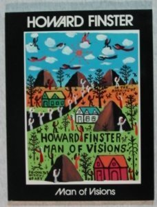 Howard Finster: Man of Visions.; With an: Finster, Howard